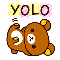 Rilakkuma Facebook sticker #7