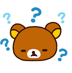 Rilakkuma Facebook sticker #9