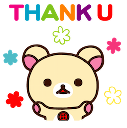 Rilakkuma Facebook sticker #10