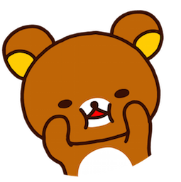 Rilakkuma Facebook sticker #17