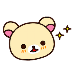 Rilakkuma Facebook sticker #19
