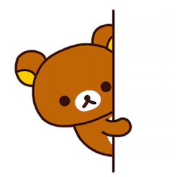 Rilakkuma Facebook sticker #20