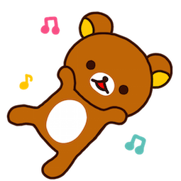 Rilakkuma Facebook sticker #22