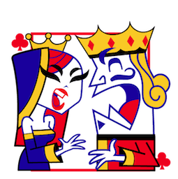 Quinte royale Facebook sticker #15