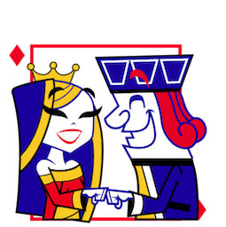 Quinte royale Facebook sticker #17