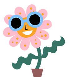 Scandinavian Spring Facebook sticker #17