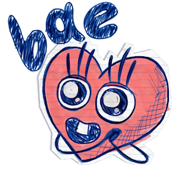 Scribble Squad Facebook sticker #3