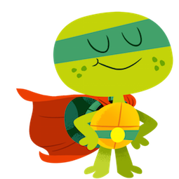 Shelly Facebook sticker #16
