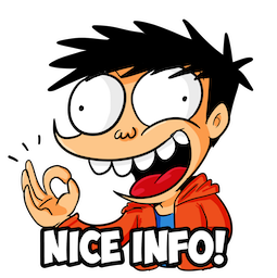 Si Juki Facebook sticker #13