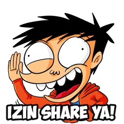 Si Juki Facebook sticker #18