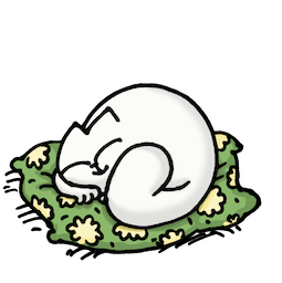 Simon's Cat Facebook sticker #13