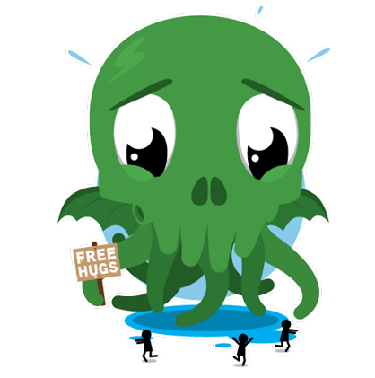 Skullington Facebook sticker #16