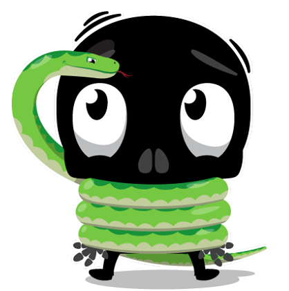 Skullington Facebook sticker #33