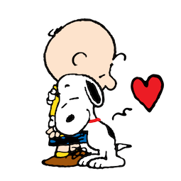Snoopy et compagnie Facebook sticker #6
