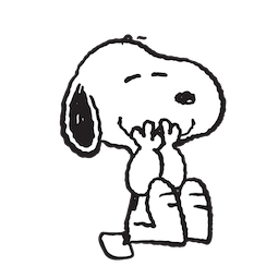 Snoopy et compagnie Facebook sticker #11