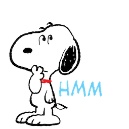Snoopy et compagnie Facebook sticker #15