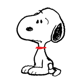 Snoopy et compagnie Facebook sticker #16