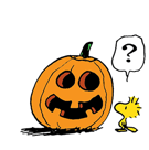 Snoopy`s Harvest Facebook sticker #12