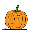Snoopy`s Harvest Facebook sticker #13