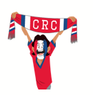 Soccer Scarves (A-F) Facebook sticker #22