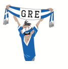 Soccer Scarves (G-U) Facebook sticker #5