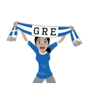 Soccer Scarves (G-U) Facebook sticker #6