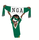 Soccer Scarves (G-U) Facebook sticker #21