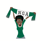 Soccer Scarves (G-U) Facebook sticker #22