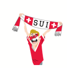 Soccer Scarves (G-U) Facebook sticker #27
