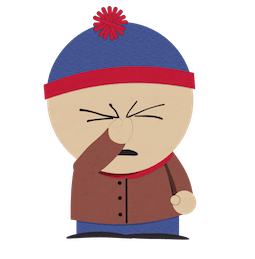 Facebook South Park stickers