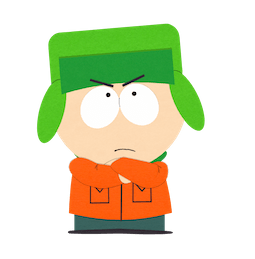 South Park Facebook sticker #9