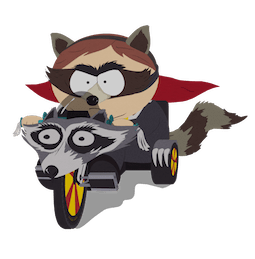 Facebook / Messenger South Park Sticker #11