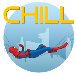 Spider-Man: Homecoming Facebook sticker #7