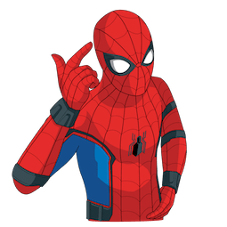 Spider-Man: Homecoming Facebook sticker #9