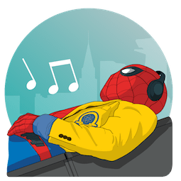 Spider-Man: Homecoming Facebook sticker #10
