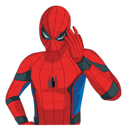 Spider-Man: Homecoming Facebook sticker #11