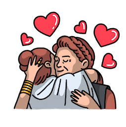 Star Wars: El ascenso de Skywalker Facebook sticker #8