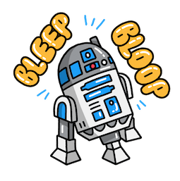 Star Wars: The Rise of Skywalker Facebook sticker #11