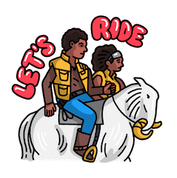 Star Wars: The Rise of Skywalker Facebook sticker #14