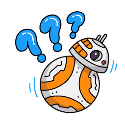 Star Wars: The Rise of Skywalker Facebook sticker #16