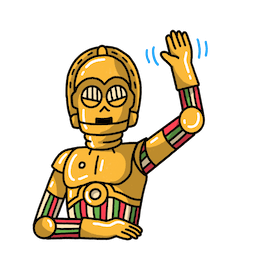 Star Wars: The Rise of Skywalker Facebook sticker #21