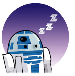 Star Wars: The Last Jedi Facebook sticker #9