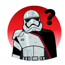 Star Wars: The Last Jedi Facebook sticker #12