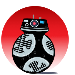 Star Wars: The Last Jedi Facebook sticker #17