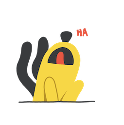 Stretch Facebook sticker #9