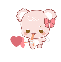 Sugar Cubs in Love Facebook sticker #9