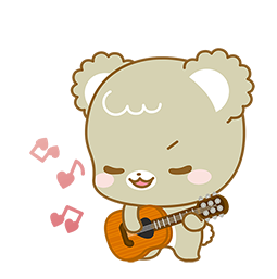 Sugar Cubs in Love Facebook sticker #18
