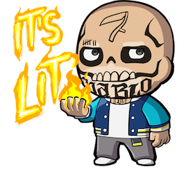 Suicide Squad Facebook sticker #4