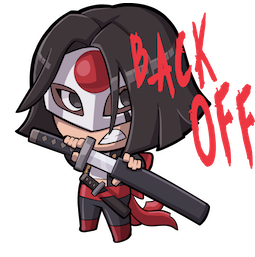 Suicide Squad Facebook sticker #8