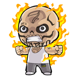 Suicide Squad Facebook sticker #9